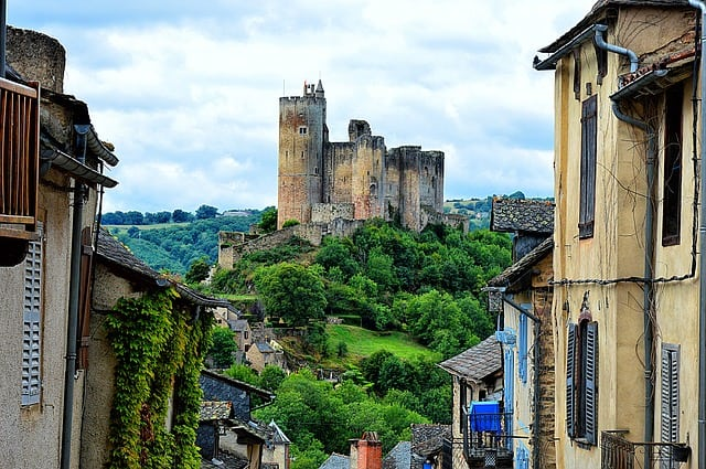 Le château de Najac