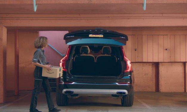 Amazon In-car Delivery – Votre colis livré dans le coffre de votre voiture