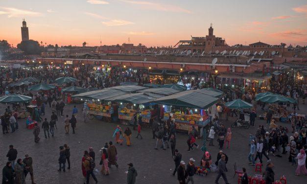 Guide de voyage à Marrakech