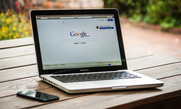 Comment mettre Google en page d'accueil ?