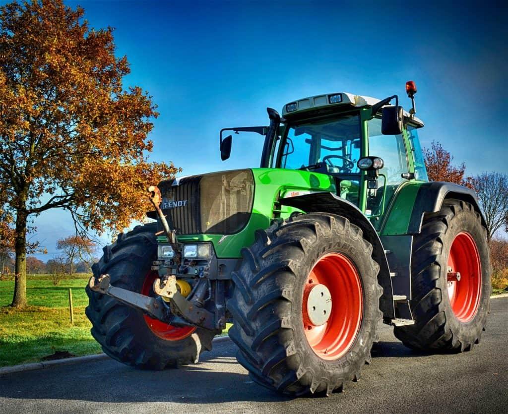 Tracteur Fendt