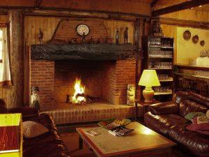 Grille foyère pour poêle à bois et cheminée