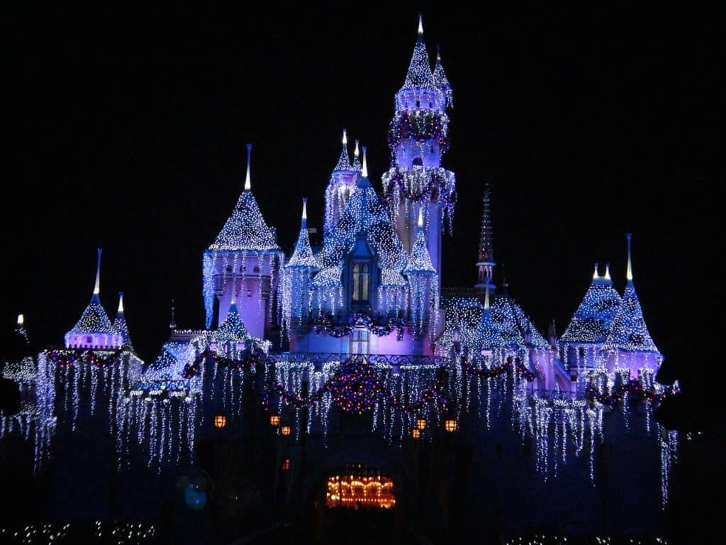 Visiter Disneyland
