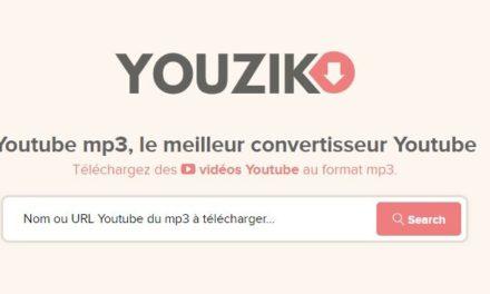Youzik : l'un des meilleurs convertisseurs YouTube en MP3